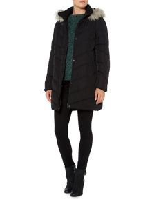 Urban padded coat