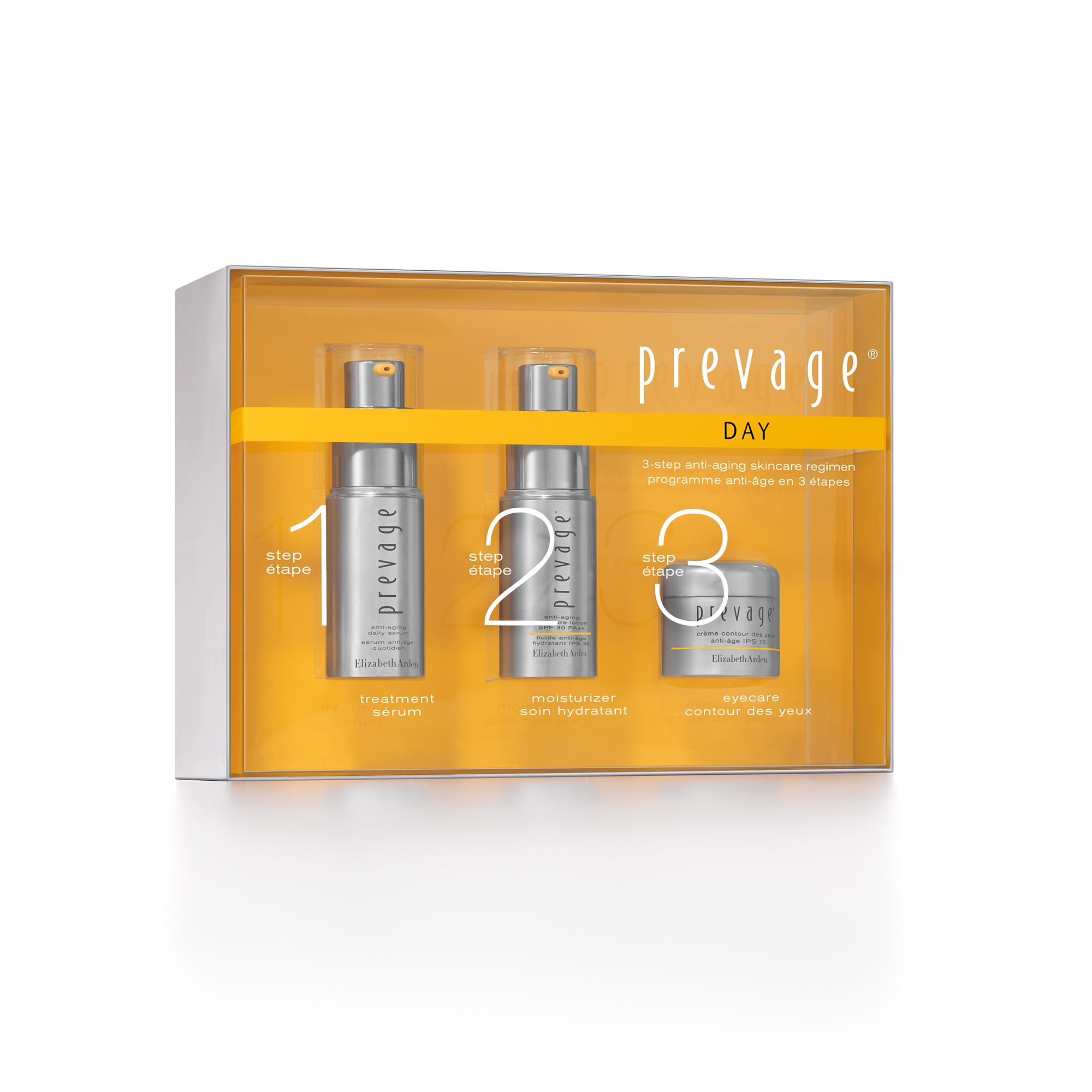 PREVAGE: AM REGIMEN KIT SPF