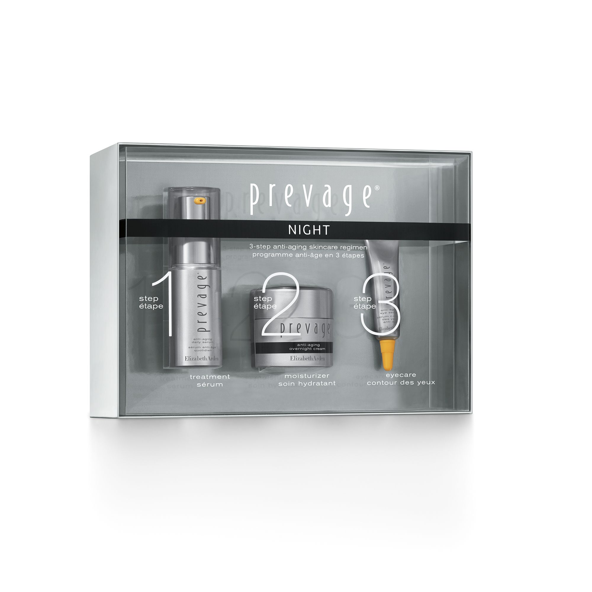 PREVAGE: PM REGIMEN KIT