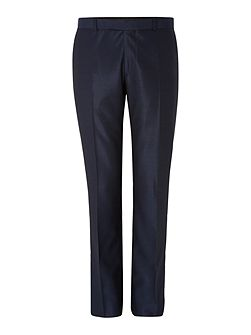 Pinsent wool/silk tonic trousers