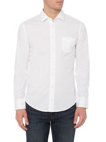 Eslime slim fit cotton shirt