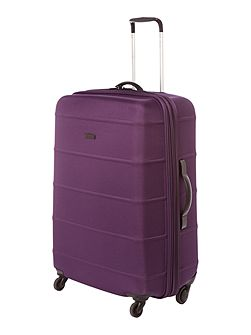 Linea Frameless pod purple 4 wheel soft large