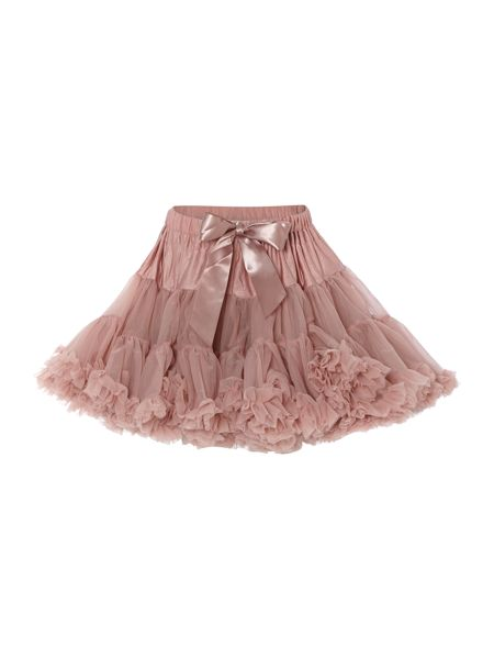 Angel's Face Girls Layered Tutu Skirt With Gift Box