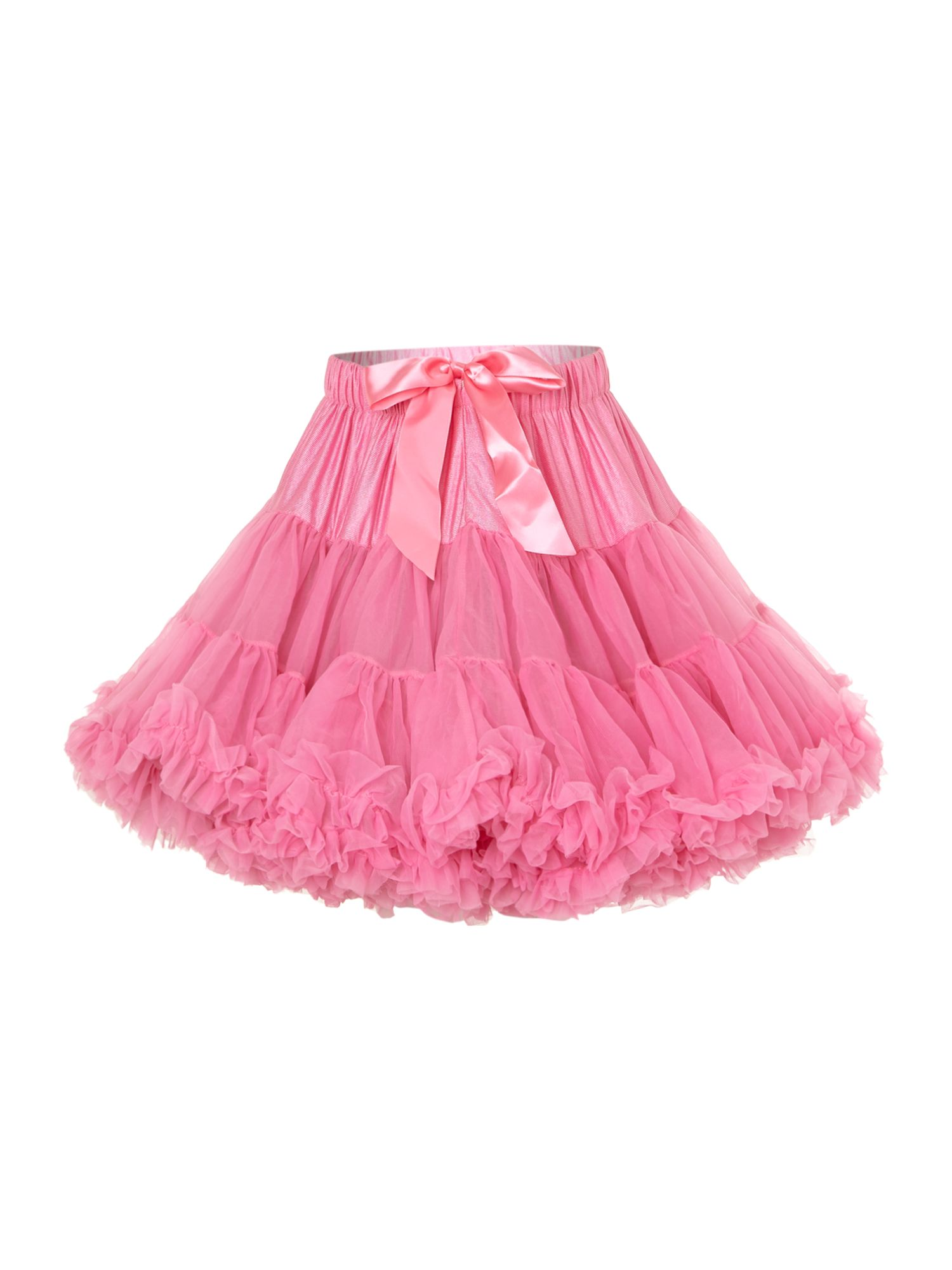 Girls layered tutu skirt with gift box