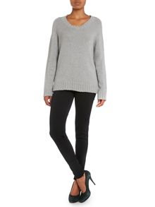 Max Mara Licenza long sleeved cashmere sweater