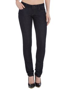 Salsa Wonder Push-Up slim jeans in rinse