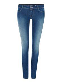 Salsa Wonder Push-Up skinny jeans