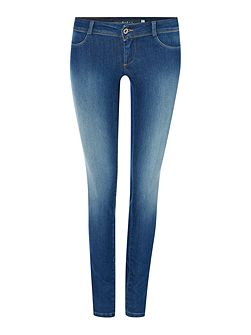 Wonder Push-Up skinny jeans