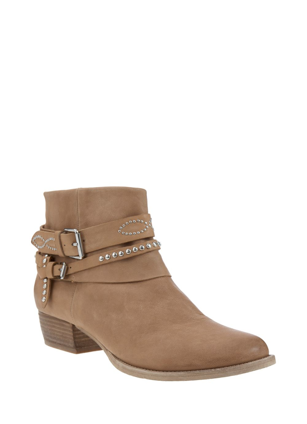 Nude lucy ankle boot