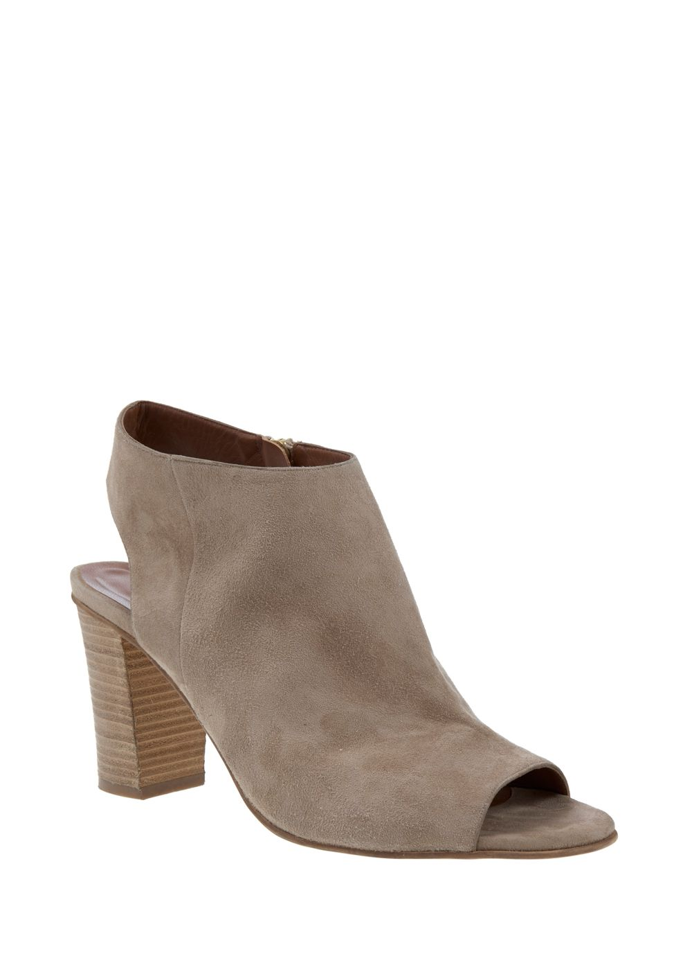 Taupe tyla shoe boot