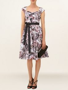 Matilda floral dress