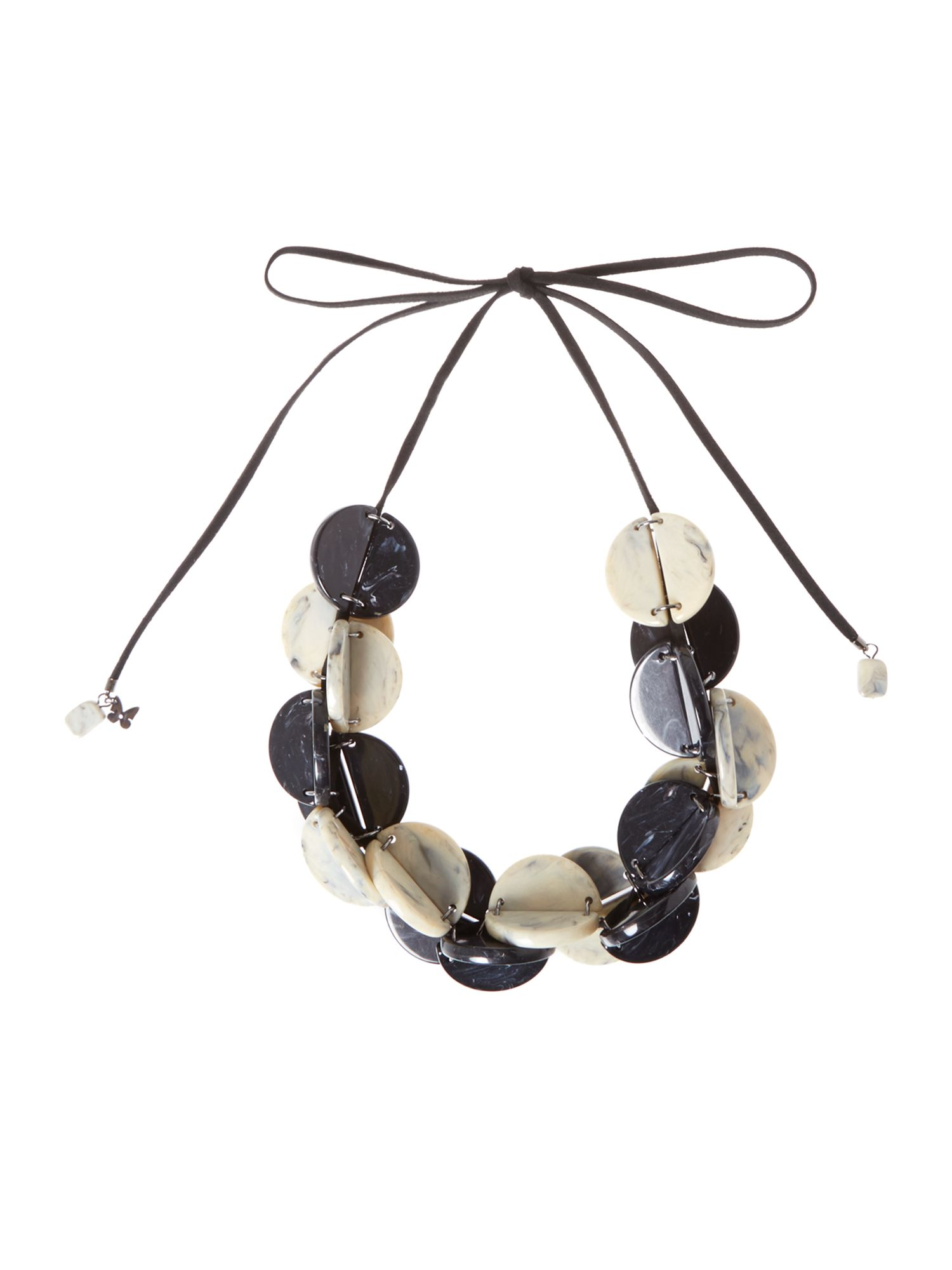 Caprera beaded necklace