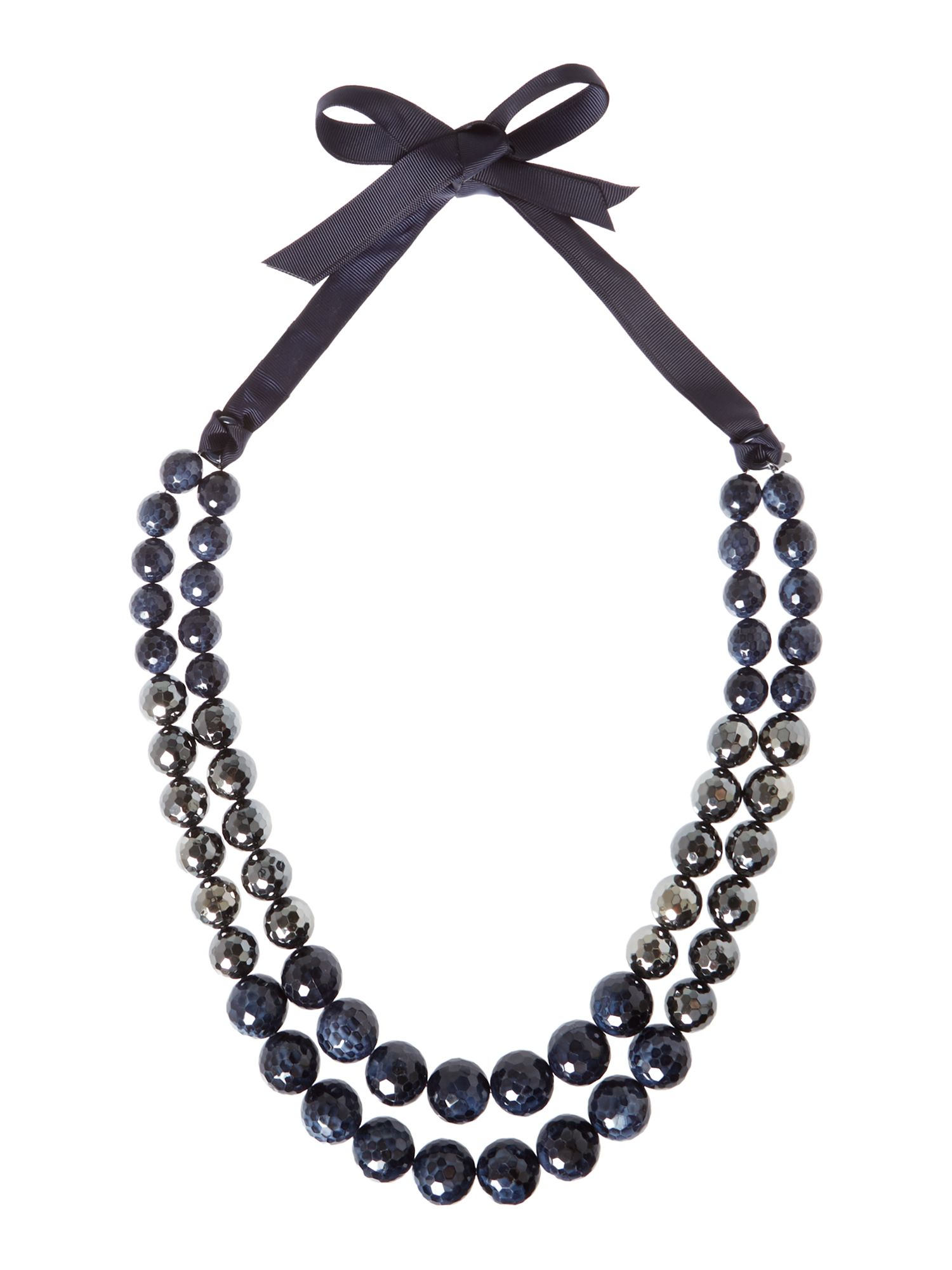 Lugano beaded necklace