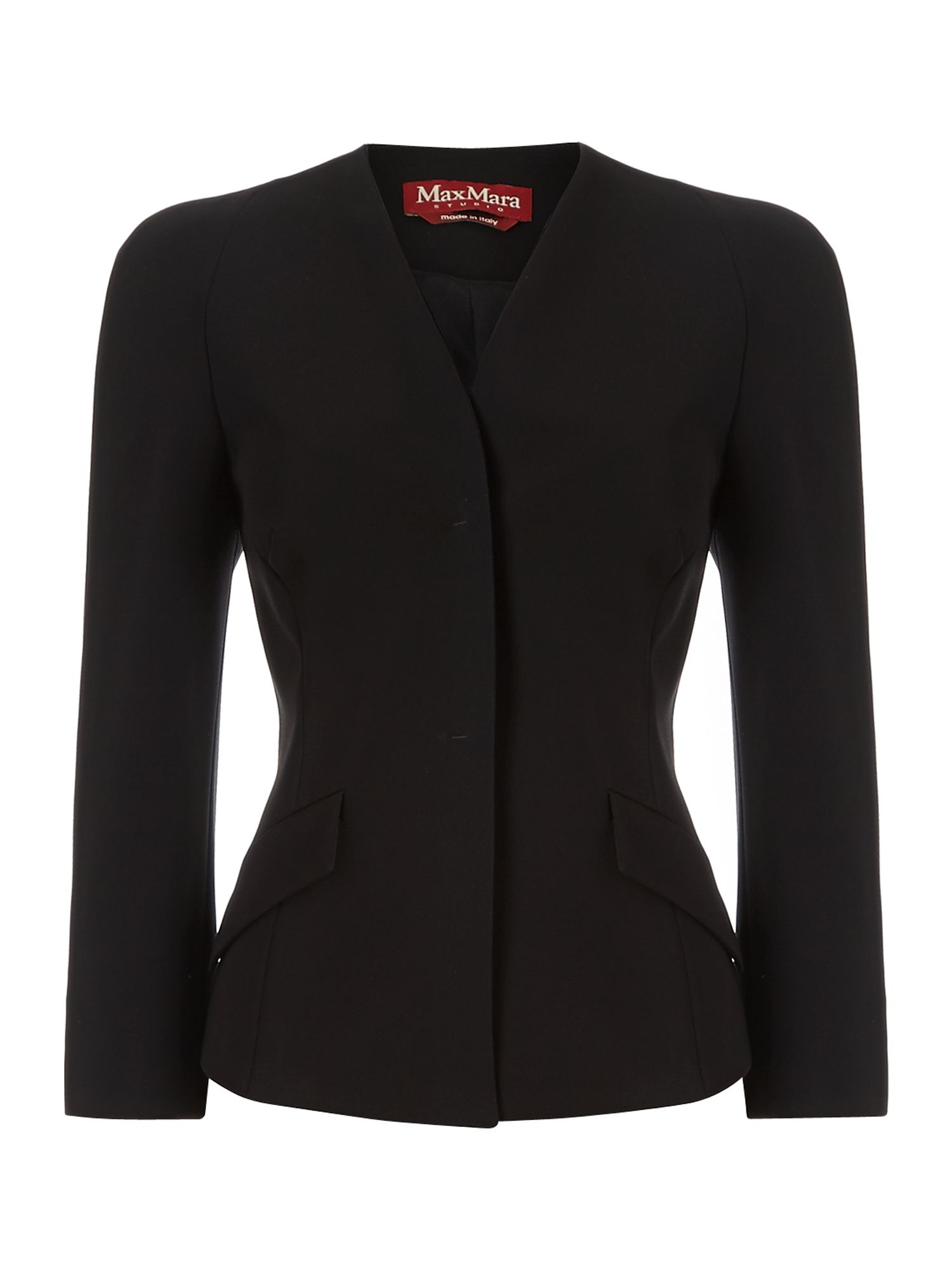 Shock long sleeved blazer