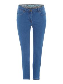 Duchess crop jeans