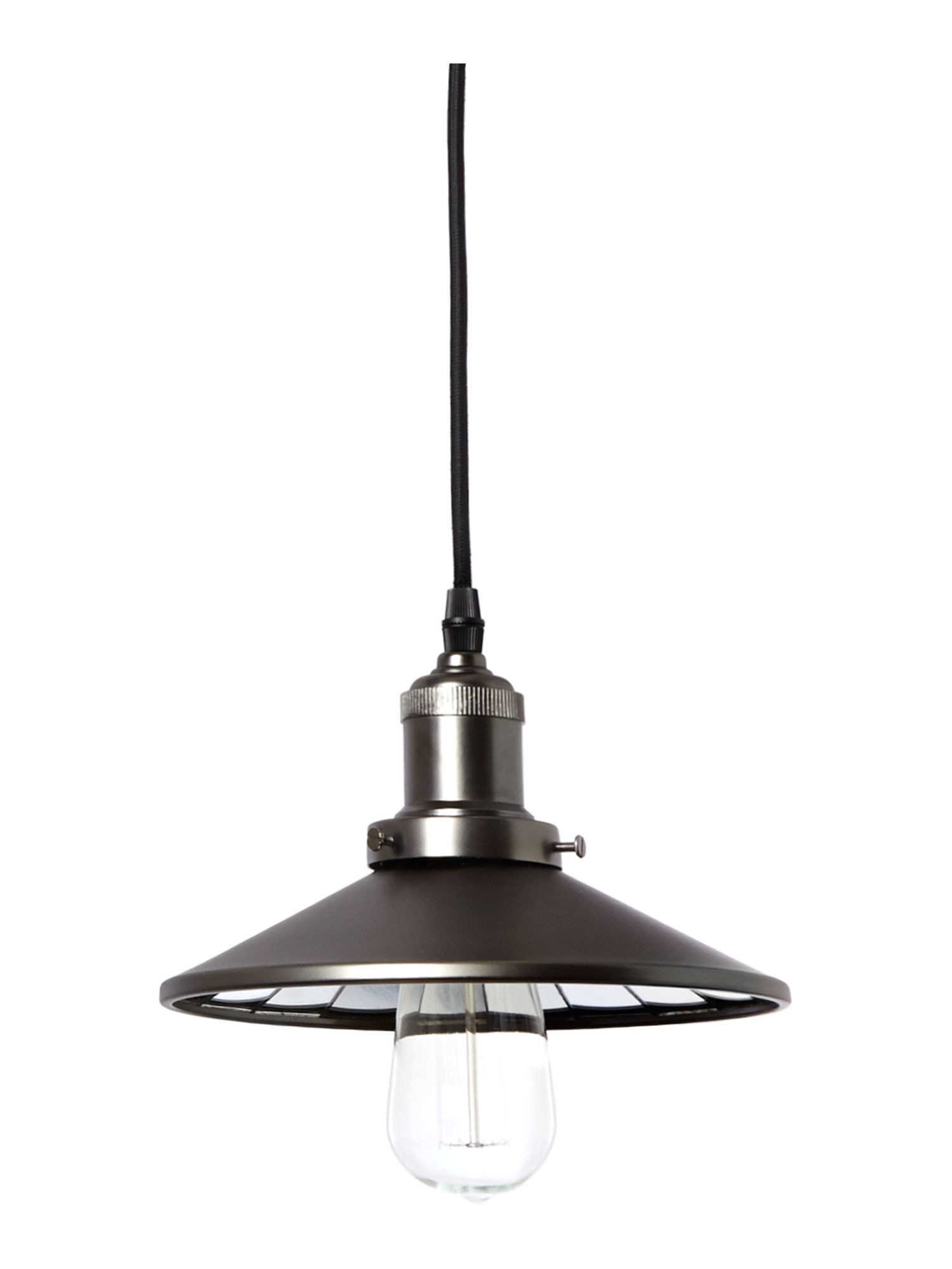 Detroit Pendant Light