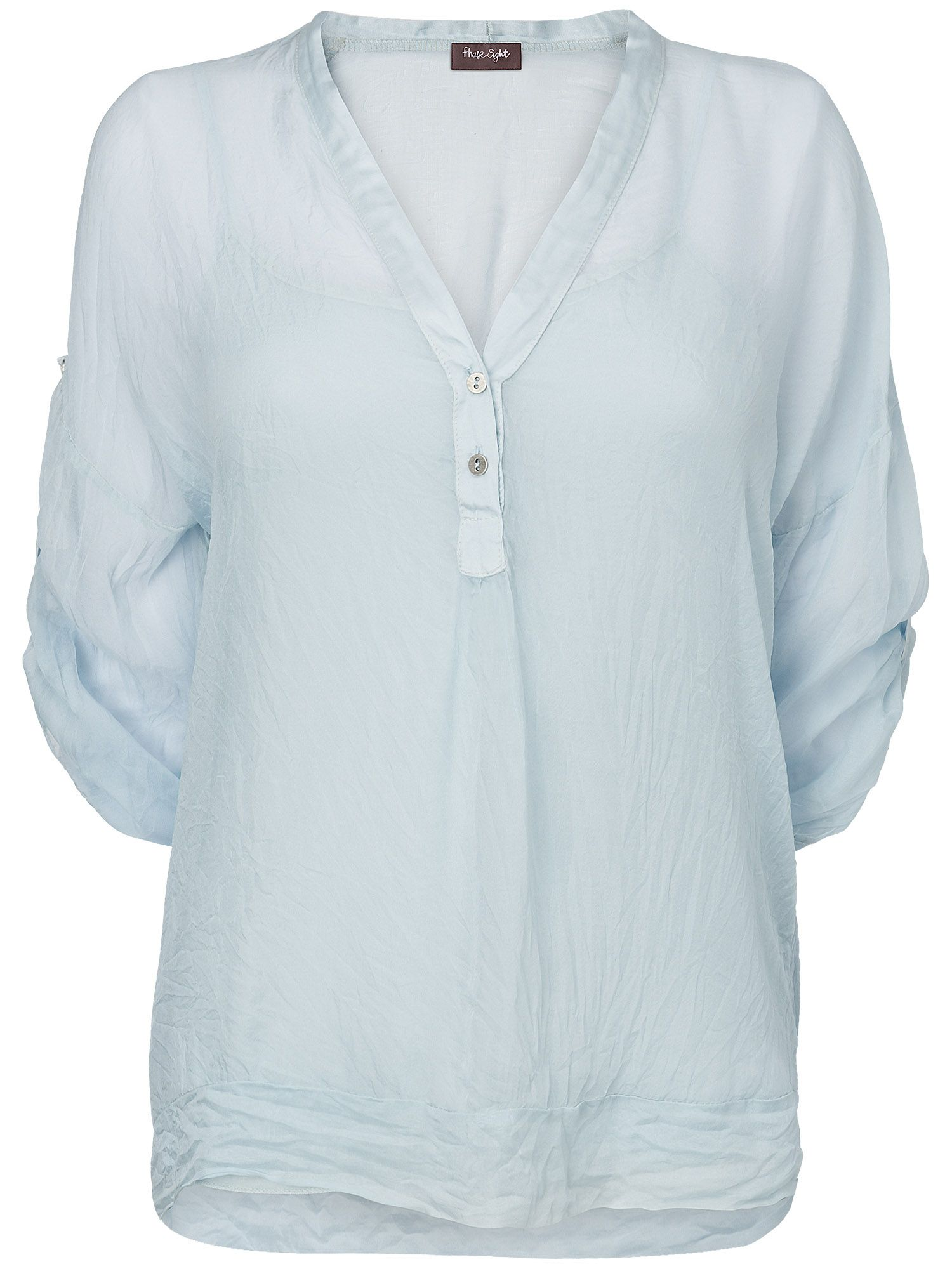 Kay silk shirt