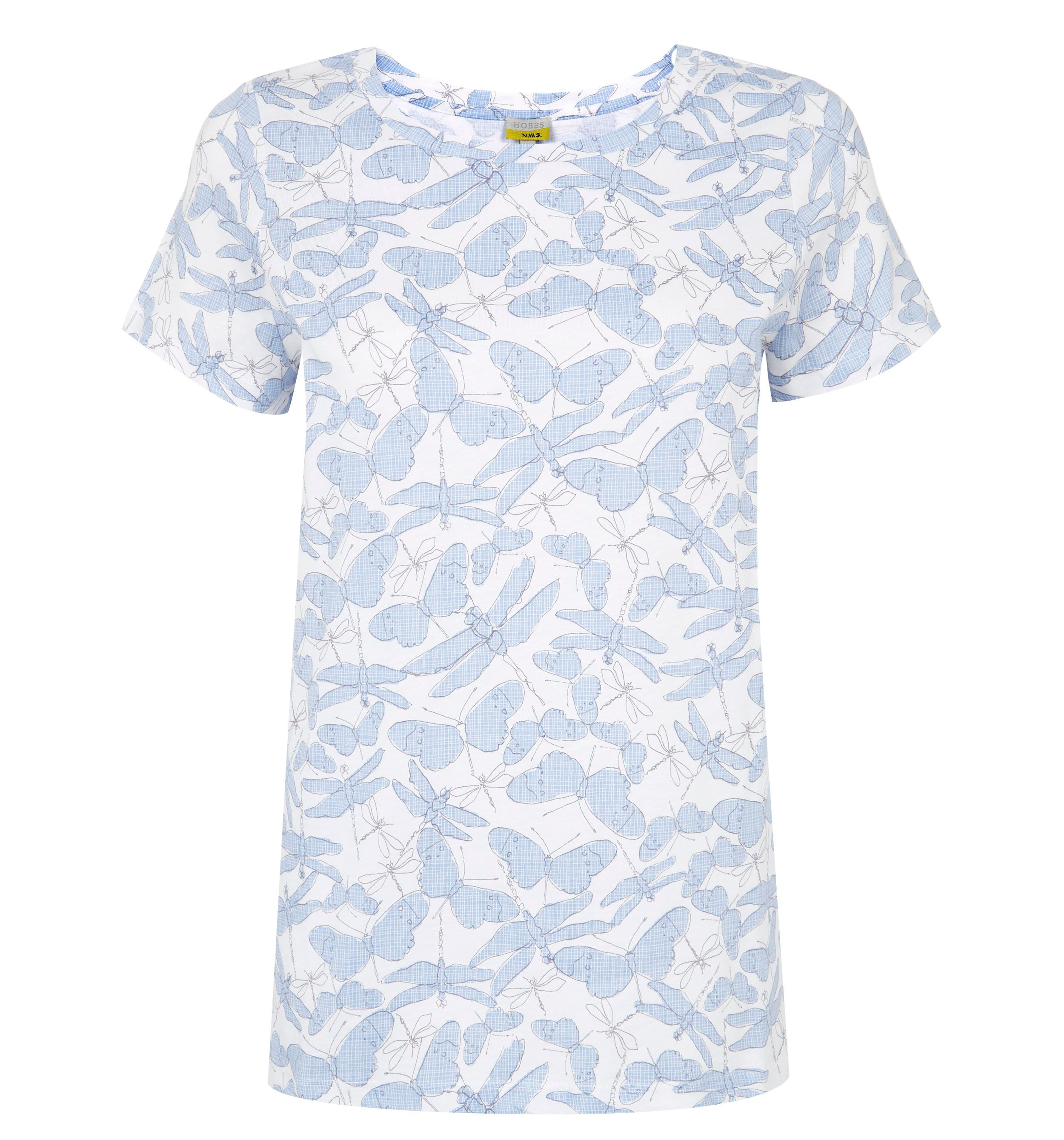 Criss dragonfly t shirt