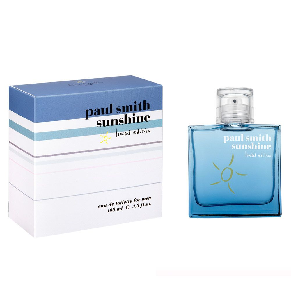 Sunshine For Men Eau de Toilette 100ml