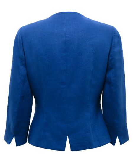 East Victoire collarless jacket
