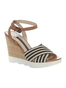 Jane wedge sandals