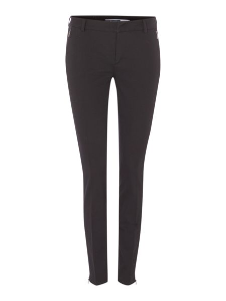 Sportmax Code Cropped Trouser with Zip Detail