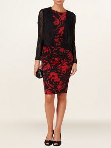 Chester lace jacket