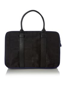 Check holdall bag