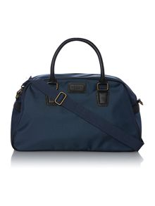 Nylon holdall bag
