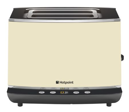 Hotpoint 2 Slice toaster cream TT22EAC0UK