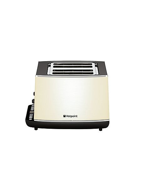4 Slice toaster cream TT44EAC0UK