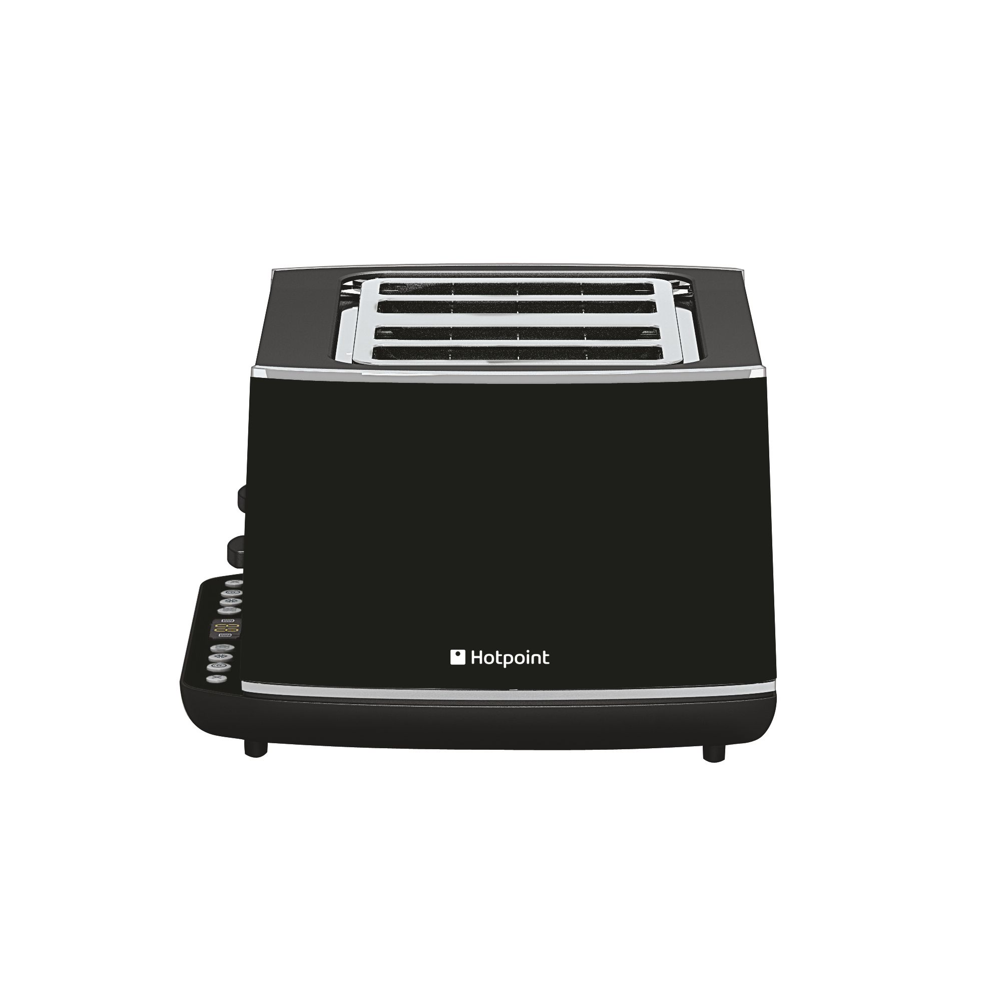 4 Slice toaster black TT44EAB0UK