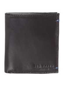 Bright small internal bifold wallet
