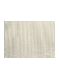 Ivory Sparkle Canterbury Placemat S/2