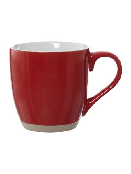 Linea London bus red mug
