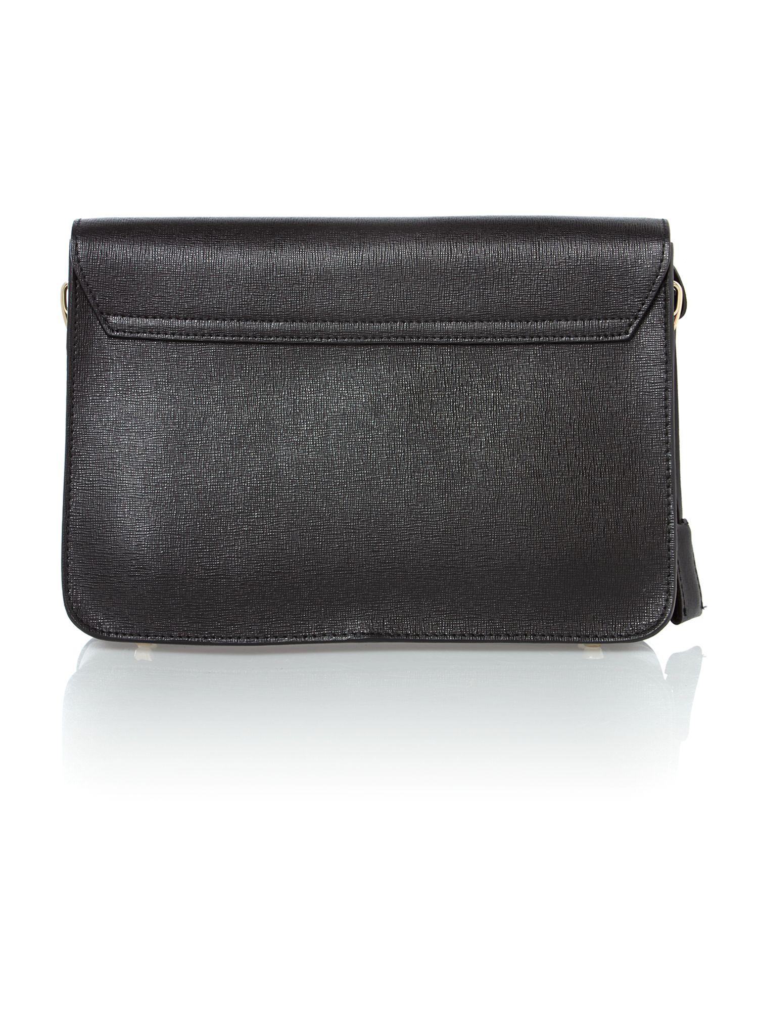 Metropolis black large shoulder bag