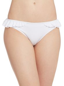 Frill hipster brief