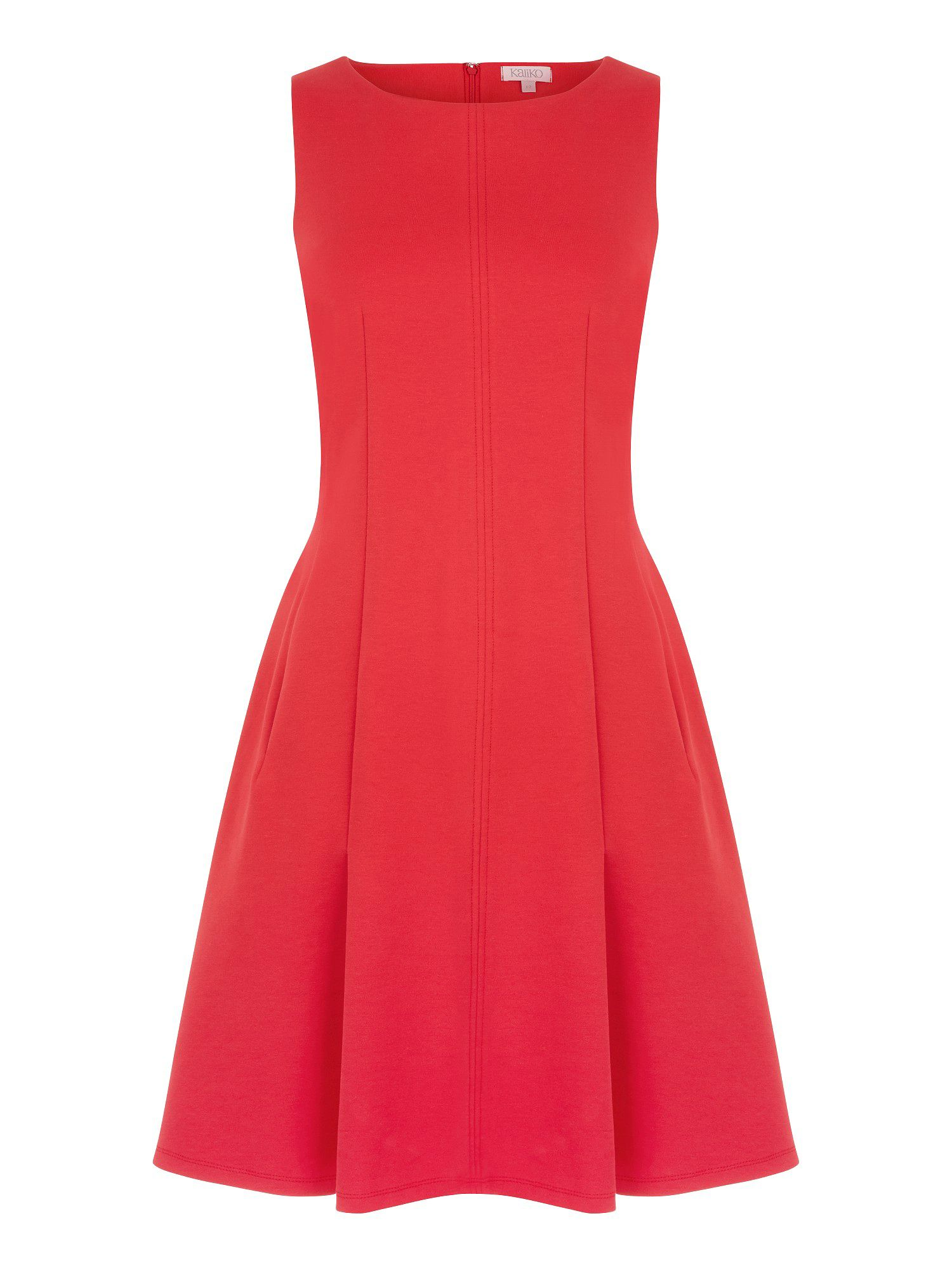 Poppy sculptured dress
