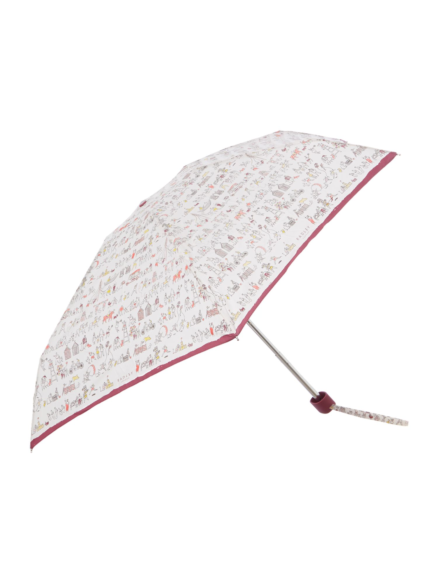 Multi beside the seaside umbrella