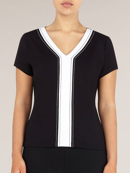 Precis Petite Stitch detail top