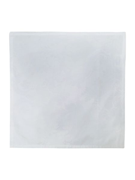 Linea White Cambridge Napkins Set of 4