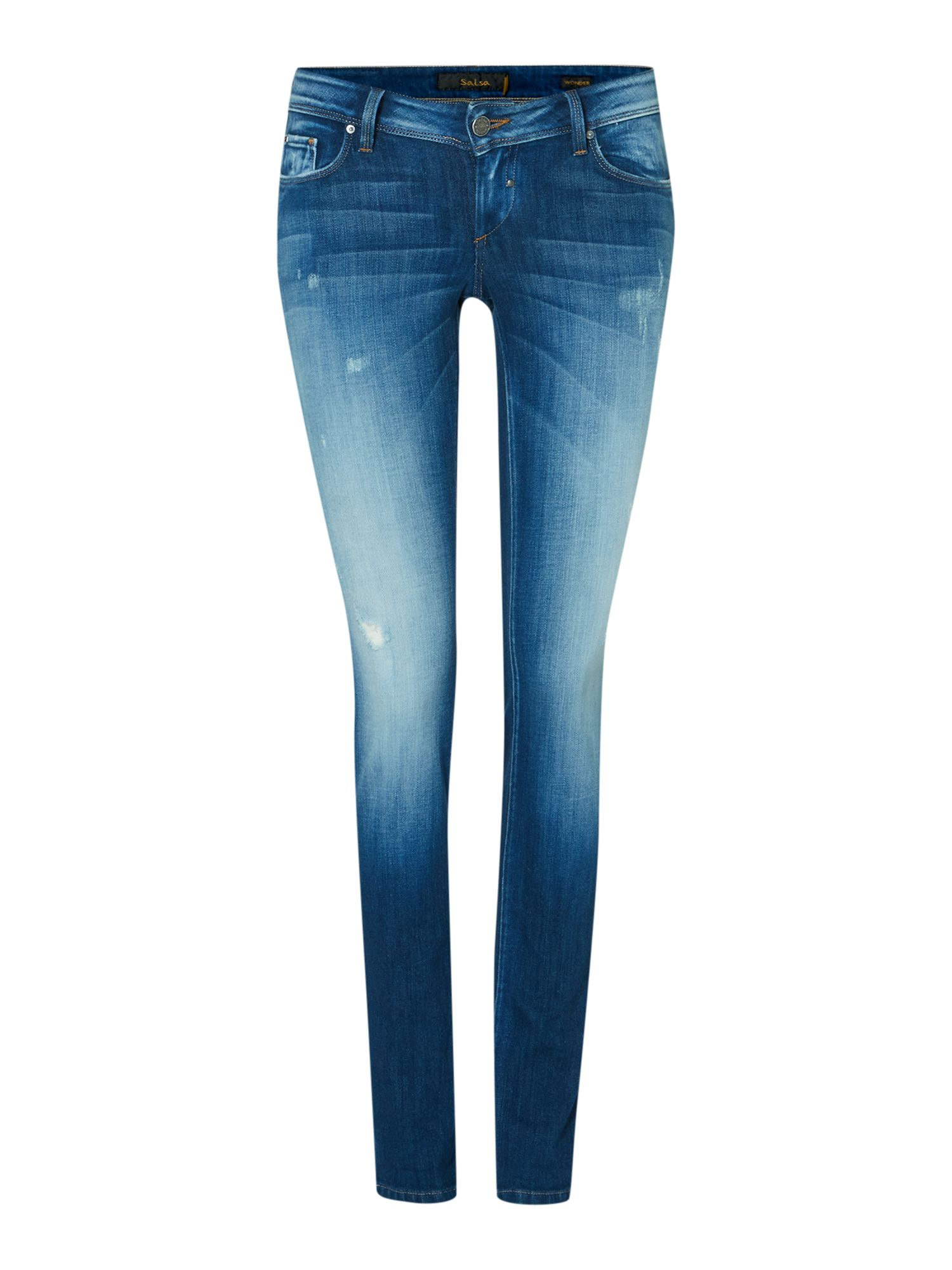 Wonder Push-Up slim jeans