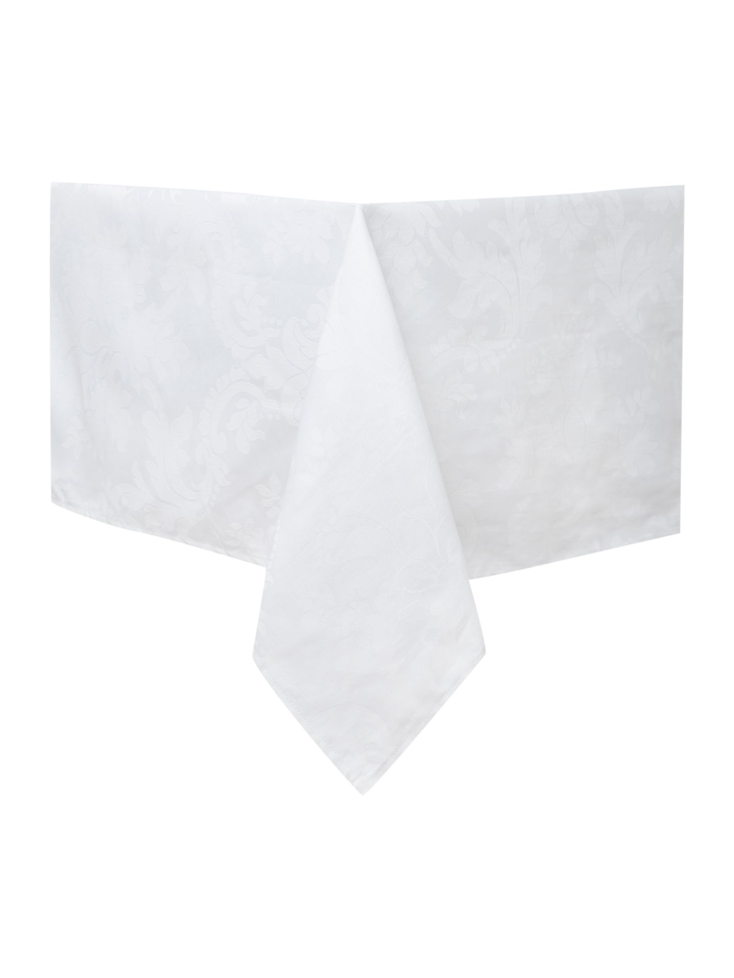 White Cambridge Tablelinen Range