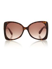 Ladies rectangle sunglasses