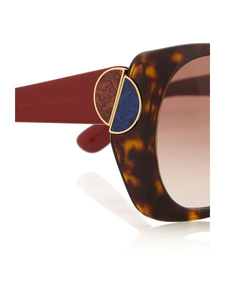 Marc by Marc Jacobs Ladies rectangle sunglasses