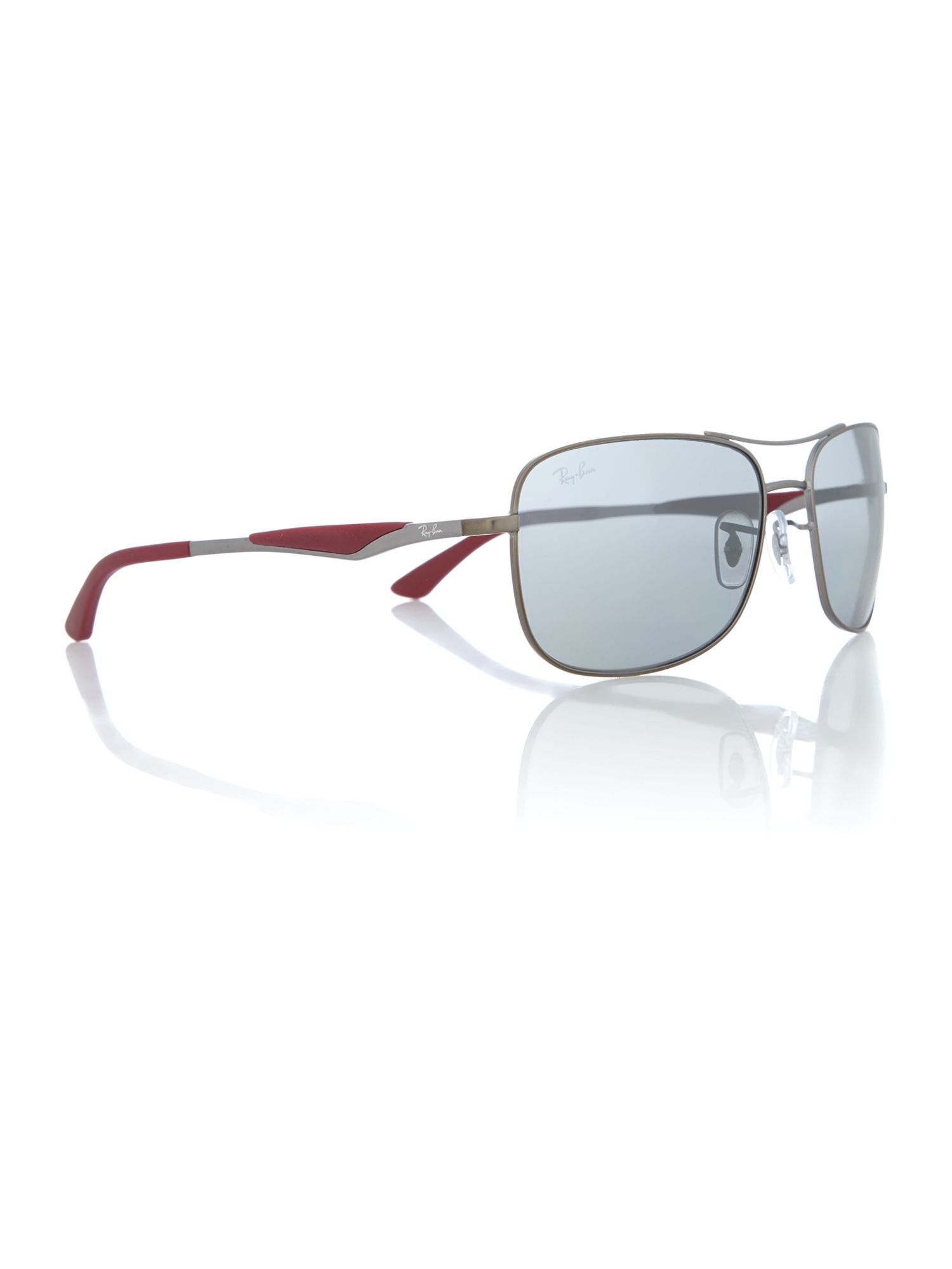 Rb3515 men`s square sunglasses