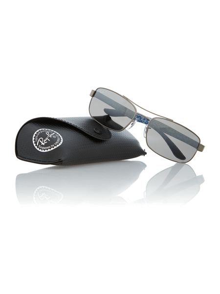 Ray-Ban Black rectangle sunglasses