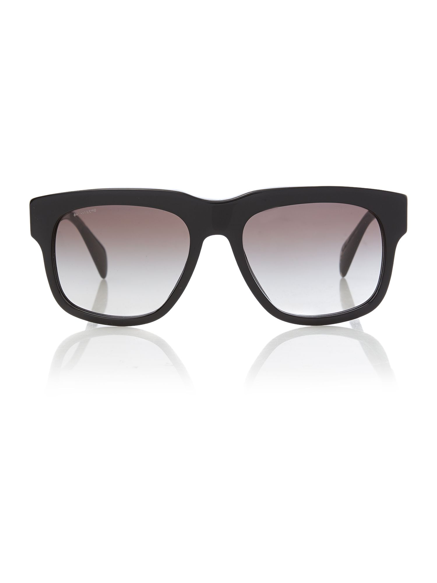 Pr 14qs men`s square sunglasses