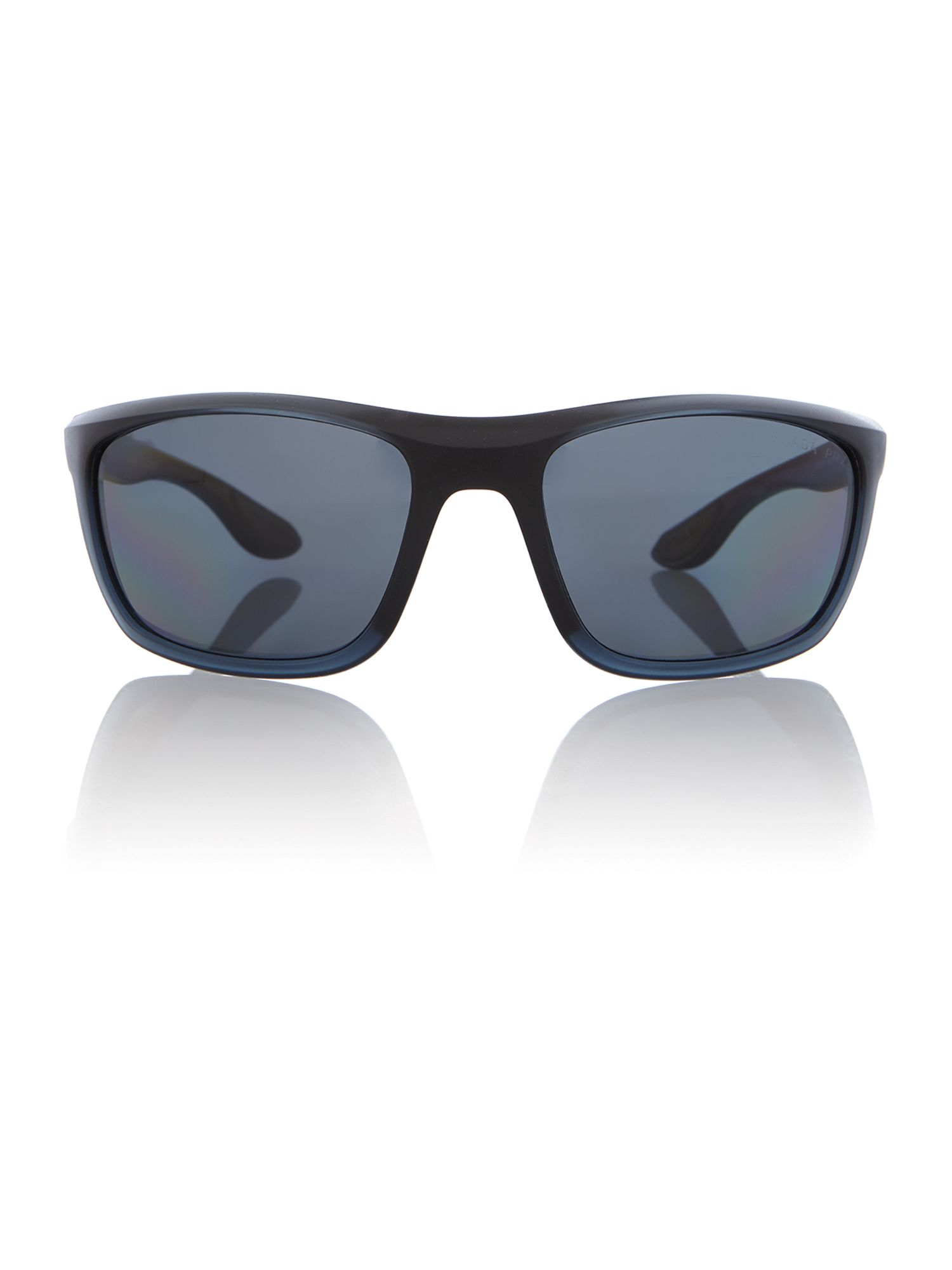 Ps 04ps men`s irregular sunglasses