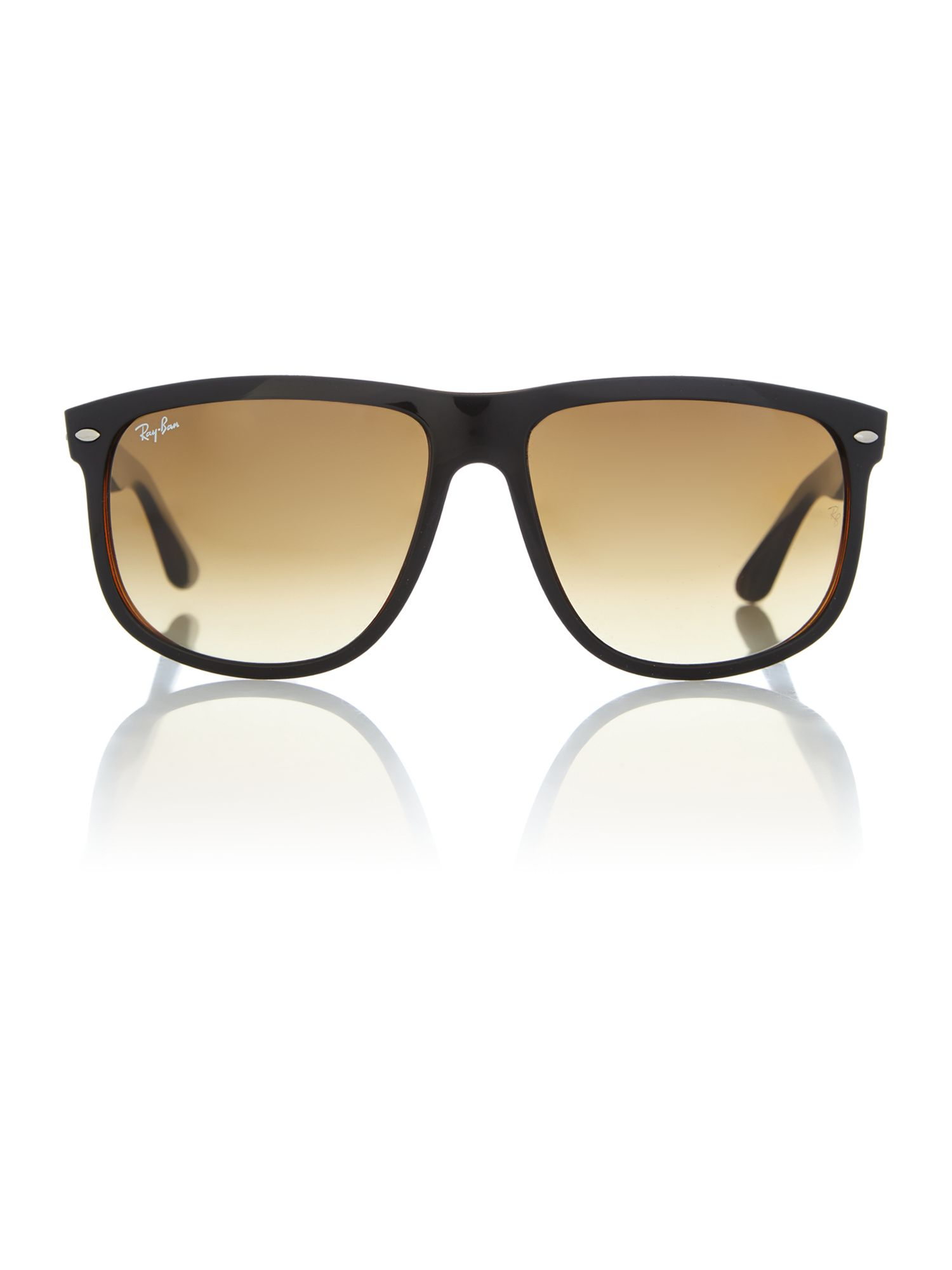 Rb4147 men`s square sunglasses